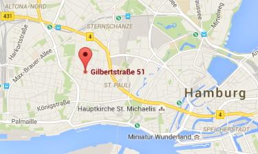 Google Übersichtsbild für Gilbertstraße 51